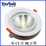 Ce RoHS Approved 6W 10W 18W COB Ceiling Lighting LED Downlight