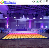 Interactieve Video LEIDEN van P10.41 HD Dance Floor