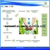 Pflanze für Bottling Drinking Water zu Complete Chain (Abfüllen, Dichtung und Kennzeichnung)