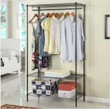 Moderner Entwurfs-Schlafzimmer-Möbel bauen nichtgewebte Gewebe-Garderobe zusammen
