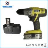 Batería de Ryobi 1311148 12V 3000mAh Ni-MH para HP1202m SA120