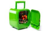 Mini réfrigérateur électronique 3liter, DC12V, AC100-240V pour l'usage de véhicule, de bureau ou de maison