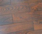 Abnützung-widerstehender Pinsel-Effekt-hölzerner Fußboden mit Bescheinigung ISO9001