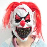 Beste verkaufende neue Partei kostümiert Unisextierlatex-Schablone