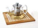de Theepot van het Glas 260/600/1100ml Borosilicate voor kookt Water