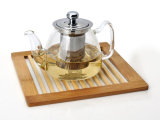 260/600/1100ml Borosilicate Glass Teapot per Boil Water