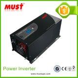 Cer Standard3kw 24VDC der Fabrik-ISO9001 weg Rasterfeld-vom reinen Sinus-Wellen-Solarinverter