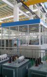 Alta sobrecarga en baño de aceite del transformador de la aleación amorfa