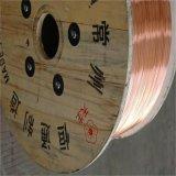 fil d'acier plaqué de cuivre coaxial de liaison du câble CCS de 0.10mm-4.0mm