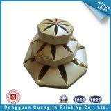 Papel de la joyería de fantasía exquisita caja de regalo exquisita joyería (GJ-Box133)