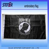 Продавать флаг вышивки полиэфира 300d США высокого качества национальный