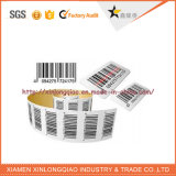 Código de barras de impresión de etiquetas de código de barras Etiqueta de código de barras térmica de la etiqueta engomada