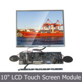 """10"""" Pantalla táctil SKD con HDMI / VGA para Kits Industriales"""