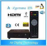 Zgemma I55 IPTV Box Haute CPU Dual Core Linux OS Worldwide Internet Media Player