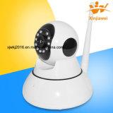 屋内使用PTZ 720pの夜間視界のWiFi IPのカメラ