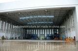 Fertigstahlplatz-Rahmen-Flugzeug-Hangar