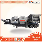 K Series Advanecd Technological Mobile Jaw 또는 Cone/Impact/Rock/Stone Crusher