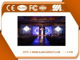 P6 dell'interno lo schermo di alluminio dell'affitto della pressofusione LED