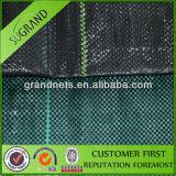 Tela tejida PP Weed y estera de la barrera de la hierba