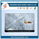 Cartão esperto do controle de acesso RFID da segurança para o hotel