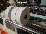 Machine de fente approuvée d'action d'étiquette de la CE de Jfq-a