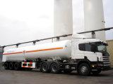 De Semi Aanhangwagen van de Auto van de Tank van de Stikstof van de Vloeibare Zuurstof van het LNG van China 2015