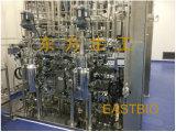 Fermentador microbiano automático personalizado do aço inoxidável
