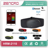 새로운 도착 Bluetooth 4.0. Ant+, 5.3kHz Heart Rate Monitor Chest Belt
