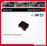 경고등 바 (KZQ-9110)를 위한 스위치 박스