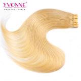 Saleの100%年のRemy Human Hair Skin Weft