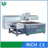 Heiße Seling China reiche CNC-Wasserstrahlausschnitt-Maschine