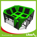 Mini Small Trampoline para School e Shopping Mall
