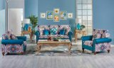 2016 neuer Ankunfts-Großverkauf-heiße Verkaufs-Ausgangsmöbel-Gewebe-Sofa-Sets