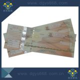 Watermark Paper Ticket Security Printing