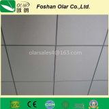 Blanc de T-Barre de panneau de plafond de la colle de fibre d'Olar