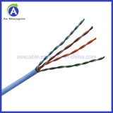 Hete LAN van Sell UTP Cat5 Cable/Network Cable met Highquality (305m/box)