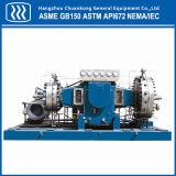 産業天燃ガスCNGの圧縮機