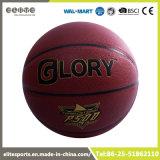 Opperste Grootte 7 het Synthetische Basketbal van het Leer