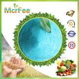 Água - NPK solúvel 20.20.20 + fertilizante de Te
