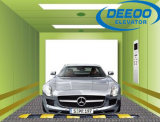 Großer Platz fertigen Qualitäts-Auto-Aufzug kundenspezifisch an