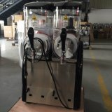 Máquina congelada profissional de Granita da máquina da lama da tabela da almofada de toque para a venda
