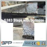 층계를 위한 경제 중국 화강암 G602/G687/G664/G654/G383 또는 단계 또는 Step&Riser/Treads