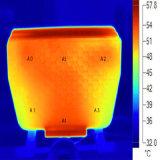 Disipador de calor de aluminio ligero Diseño de alimentación de alta tecnología, con especial