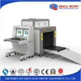 空港Use X光線Baggage Scanner 8065cm X Ray Scanning Machine