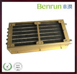 Kupfernes Tube Aluminum Fin Evaporator für Refrigeration