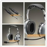 Disturbo Canceling Ear Muff Aviation Headset per il Due-modo Radio
