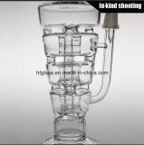 Соединение барботера 14.4mm буровых вышек стога Sundae Hitman трубы водопровода нового 2017 стекла куря стеклянное мыжское