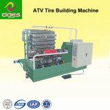 M/C-STB-ATV-4pのゴム製タイヤの建物機械(0815)