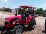 Venda quente 50HP, trator de exploração agrícola 4WD com CE