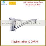 Il singolo rubinetto della cucina della leva con Acs ha approvato per la cucina
